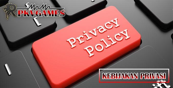 kebijakan privasi rumuspkvgames