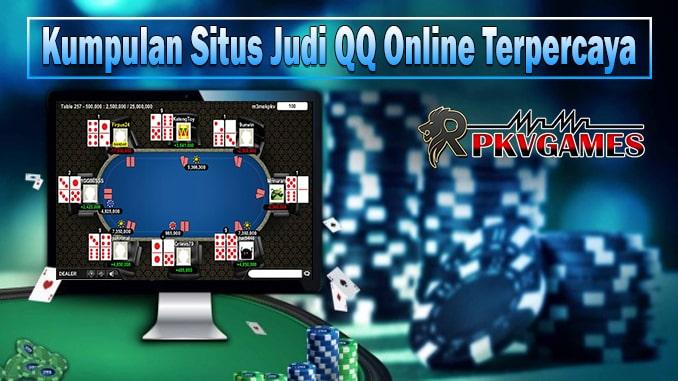 Kumpulan Situs Judi QQ Online Terpercaya Deposit Murah ...