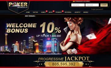 PokerIndo.cc Situs Judi Poker Online Terpopuler Indonesia
