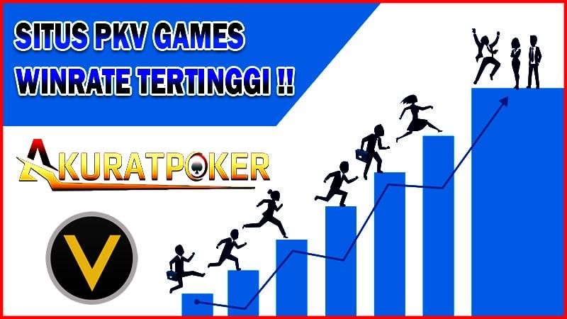 Daftar Situs Poker Pkv Games Winrate Tertinggi 2020-2021