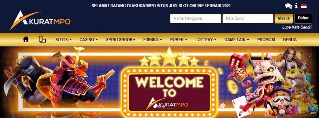 AkuratMPO Situs Judi Slot Terbaru Online24jam Terpercaya