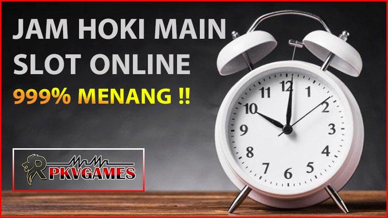 Jam Hoki Main Slot Online